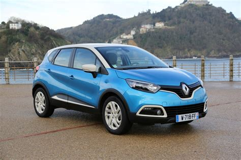 Renault Captur by Renault 2013 Captur Drive The Wheel Of The