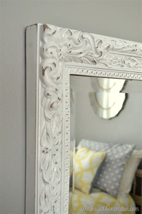 spray painting mirror frame 25 best ideas about spray paint mirror on