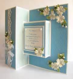 how to make a tri fold card tri fold card