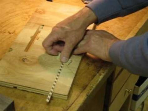 inlay woodworking how to inlay a wood inlay banding