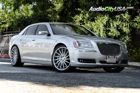 2005 Chrysler 300 Tire Size by Chrysler 300 Custom Wheels Varro Vd 15 22x9 0 Et Tire