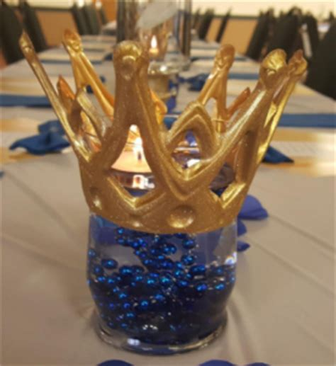 prince baby shower centerpieces royal prince baby shower decorations find all you need