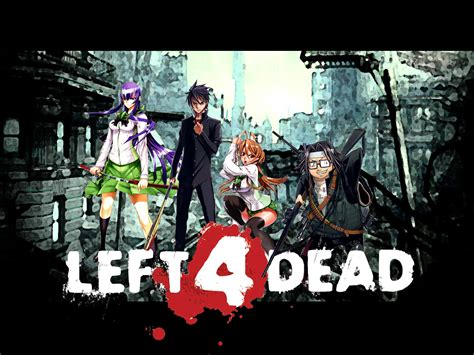 highschool of the dead season season 2 week 12 jade 187 anicom