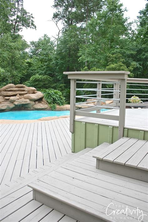 paint colors deck best paints to use on decks and exterior wood features