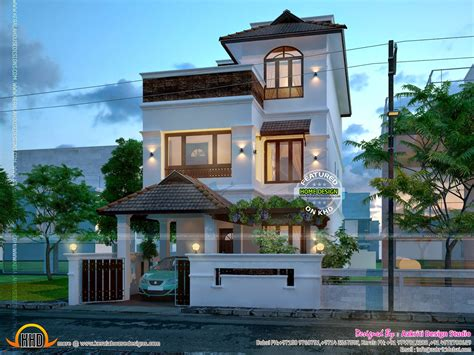 new homes design 2014 kerala home design and floor plans