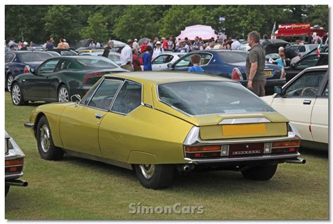 Citroen Cars by Simon Cars Citroen Sm