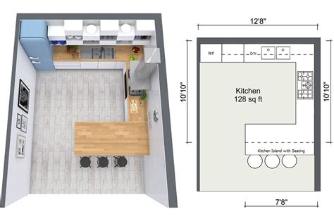 plan your kitchen design ideas 4 expert kitchen design tips roomsketcher
