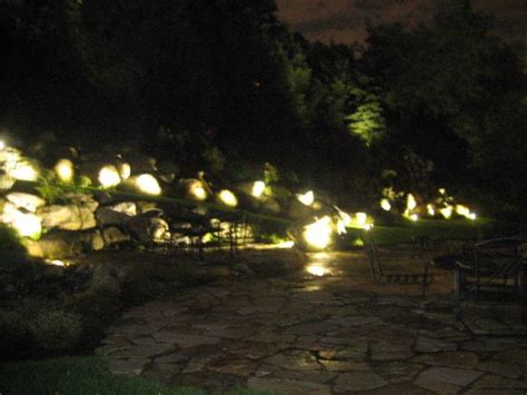landscape lighting led how to install landscape drainage system garden border