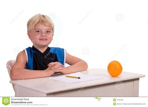 student at desk student at desk stock photos image 1370763
