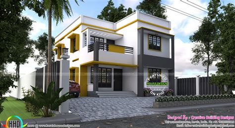 plan home design house plan by creative building designs kerala home
