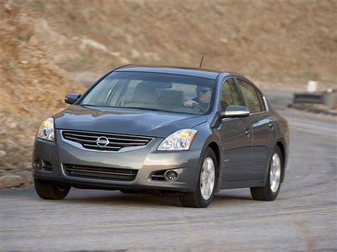 Nissan Altima Hybrid by Nissan Altima Hybrid 2011 Car Wallpapers 08 Of 48