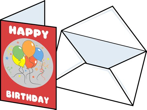free card birthday card free images at clker vector clip