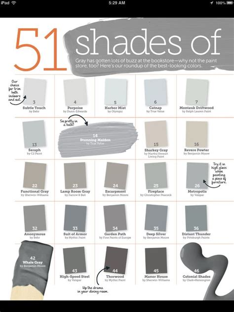 paint colors used on hgtv 51 shades of gray paint home sweet home