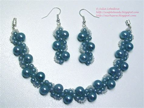 beading earrings beading for the beginners beaded earrings in marine