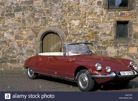 Citroen Ds Convertible by Car Citroen Ds Convertible Model Year 1961 1965 Vintage