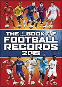 football picture books vision book of football records 2015 the co uk