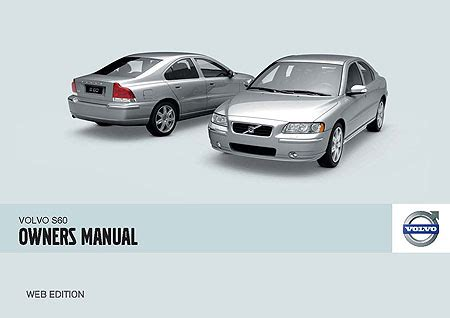 service and repair manuals 2013 volvo s60 lane departure warning volvo s60 owners manuals