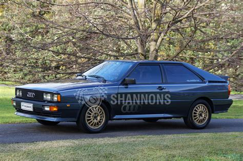 Audi Turbo by Sold Audi Ur Quattro Turbo Coupe Auctions Lot 13