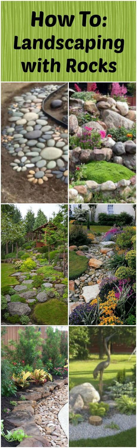 cheap landscaping rocks fabulous ideas for landscaping with rocks gardening viral