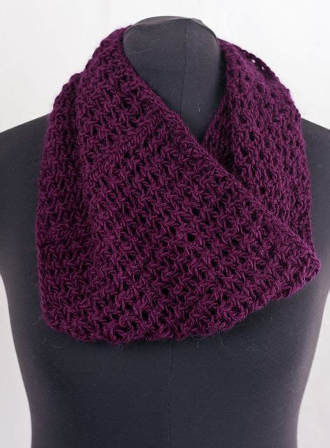 cell stitch knitting ravelry cell stitch cowl pattern by shannon dunbabin