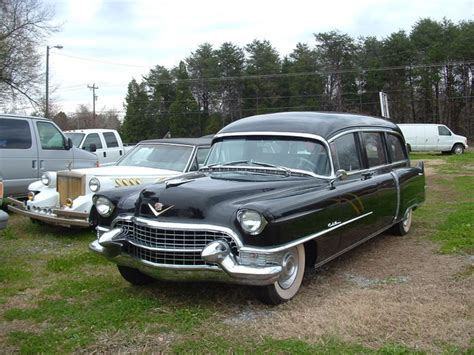 1955 Cadillac Hearse by Graham S Classic Cars
