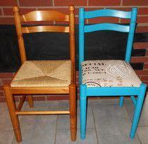 relooker chaises en paille d 233 co int 233 rieure bricolage