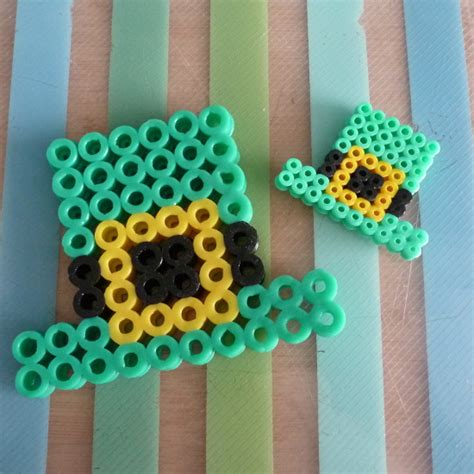 perler ireland st s day perler designs to make