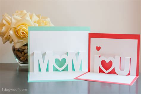 how do you make a pop out card i you pop up cards with free silhouette cut