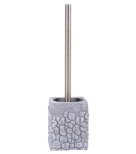 Top 3 By Design Toilet Brush by Toilet Brush And Holder Grey Stone