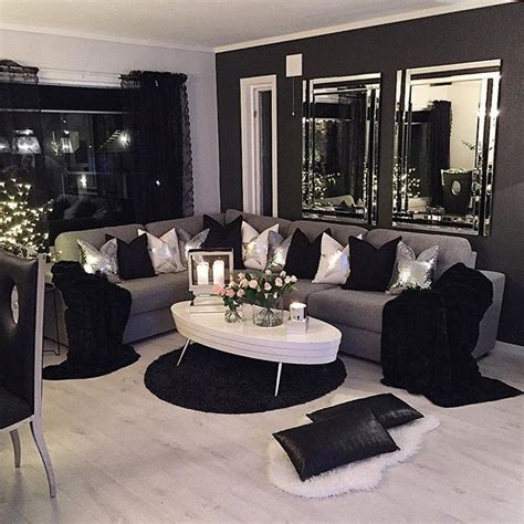 black and living room 25 best ideas about black interiors on black
