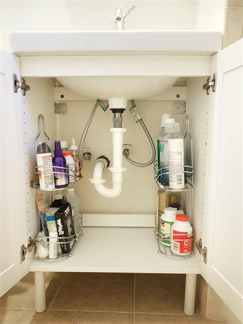 bathroom caddy storage 15 clever organization ideas for a tiny bathroom the