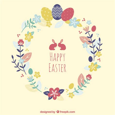 easter card easter card vector free