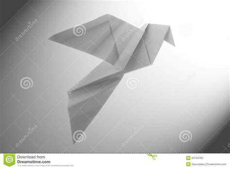 origami peace dove peace dove origami stock photography image 26134762