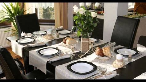 dining decoration dining table decoration