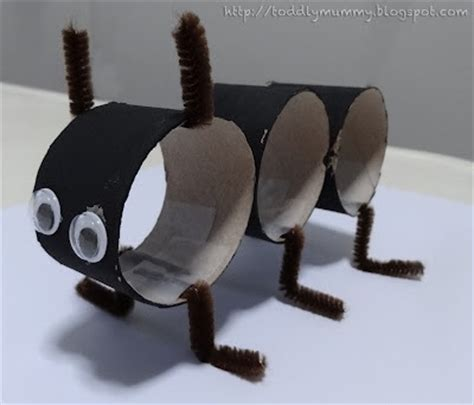 ant craft for 50 bug crafts for cool kiddy stuff
