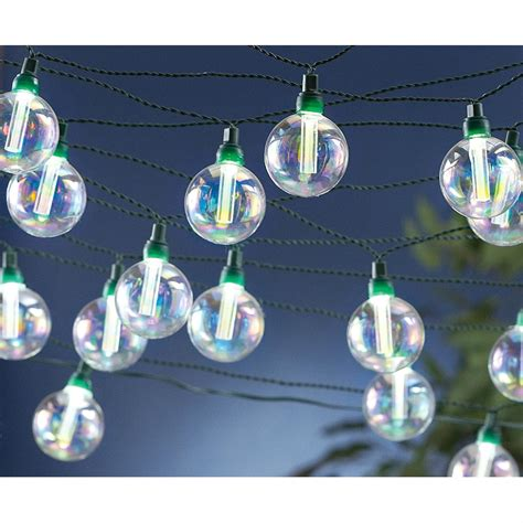 solar globe string lights globe solar string lights 218204 solar outdoor