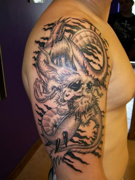 dragon tattoos for men on arm eemagazine com