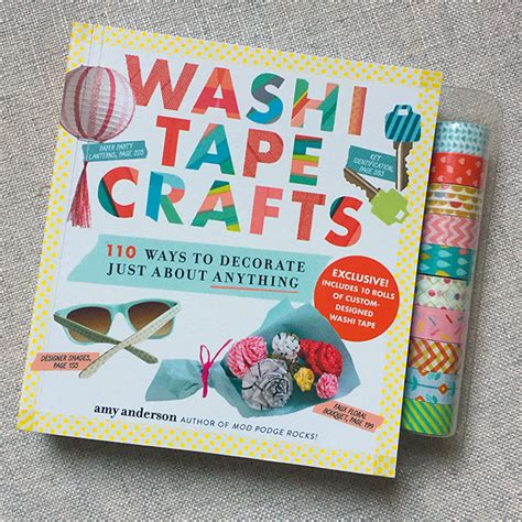 washi craft projects washi crafts by cathe holden s