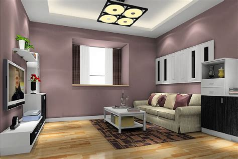 paint colors for living room walls 3d interior hallway and tv wall paint color 3d house