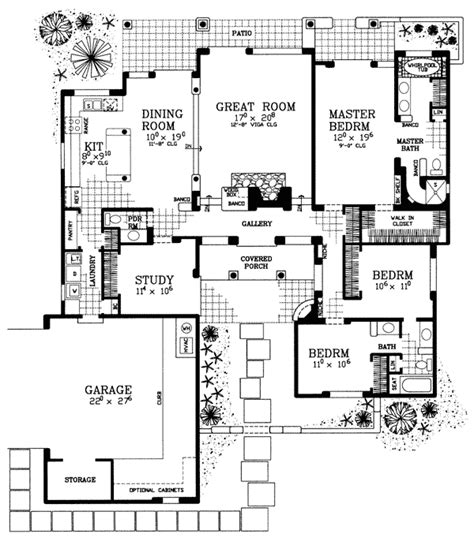 house floor plans blueprints patio house plans smalltowndjs