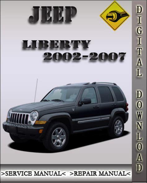 service and repair manuals 2007 jeep liberty electronic valve timing downloads by tradebit com de es it