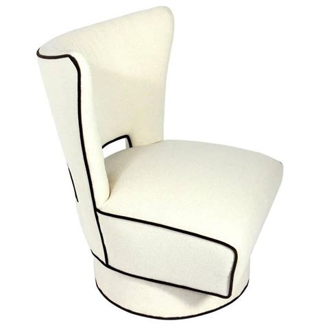 large swivel chairs large scale modern swivel lounge chair for sale at 1stdibs