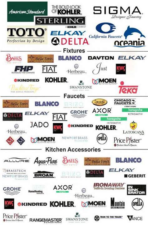 kitchen faucet logos faucet logos
