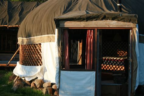 luxury yurt homes luxury yurts crafted homes by bohorockers