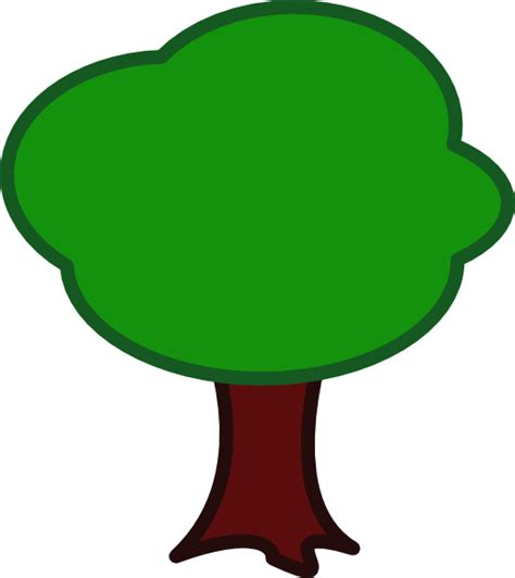 animated tree image tree clip at clker vector clip