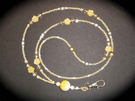 how to make a beaded lanyard necklace jewelry beaded lanyards jewelry