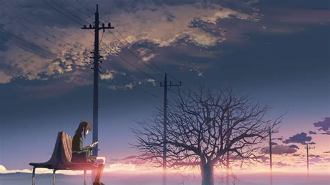centimeters per second 5 centimeters per second science fiction