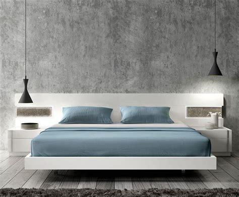 modern white bed frames best 25 modern platform bed ideas on platform
