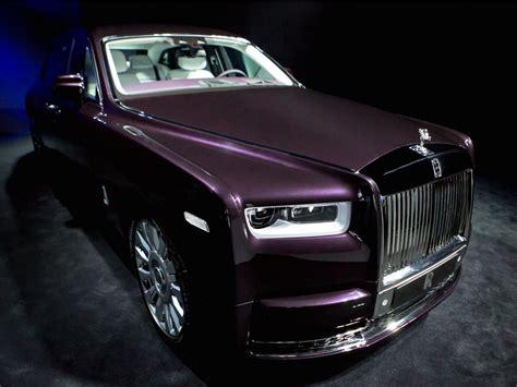 Roll Royce Phantom by The New Rolls Royce Phantom Is The Most Technologically