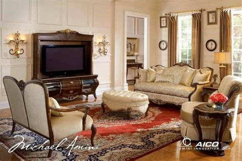aico furniture living room set aico furniture imperial court living room set aic 798